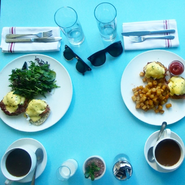 Breakfast at The Standard #thestandardhotel #breakfast #summerholidays #mylittlefashiondiarygoestohollywood